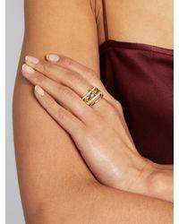 Spinelli Kilcollin - Multicolor Polaris Diamond & Yellow-gold Ring - Lyst