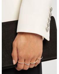 Spinelli Kilcollin - Gray Rainbow Diamond, Sapphire & Gold Ring - Lyst