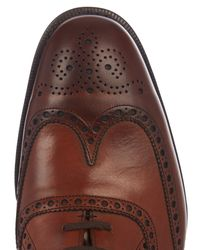 Church's   Brown Chetwynd Leather Brogues for Men   Lyst