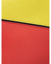 Loewe - Multicolor Puzzle Leather Shoulder Bag - Lyst