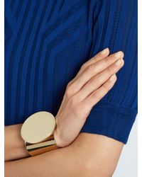 Givenchy - Multicolor Round Disk Cuff - Lyst