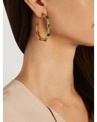 Sylvia Toledano | Multicolor Candies Small Gold-plated Earrings | Lyst