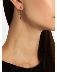 Isabel Marant - Multicolor Perky Hoop Earrings - Lyst