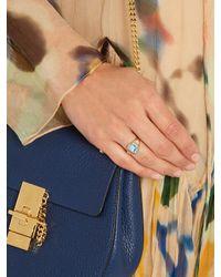 Jacquie Aiche - Multicolor Diamond, Agate & Yellow-gold Ring - Lyst