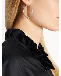 Spinelli Kilcollin - Metallic Pegasus Diamond, Silver & Yellow-gold Earrings - Lyst