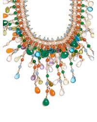 Rosantica By Michela Panero | Multicolor Nuova Multi-stone Necklace | Lyst