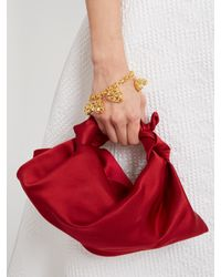Emilia Wickstead | Metallic Mildred Gold-plated Bracelet | Lyst
