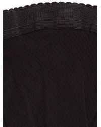 Wolford - Black Rhomb Net Tights - Lyst