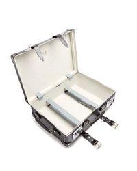 Globe-Trotter - Black Centenary 20′′ Cabin Suitcase for Men - Lyst