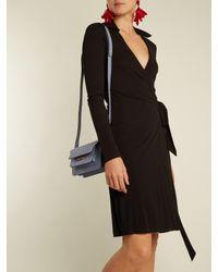 Diane von Furstenberg | Black New Jeanne Two Dress | Lyst
