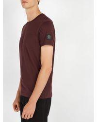 Belstaff - Multicolor Thom Cotton T-shirt for Men - Lyst