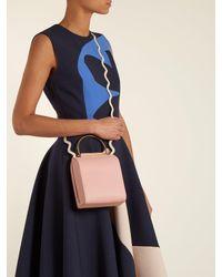 Roksanda - Multicolor Besa Top-handle Leather Shoulder Bag - Lyst