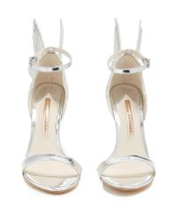 Sophia Webster - White Chiara Butterfly-wing Leather Sandals - Lyst