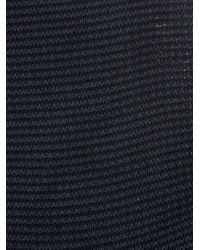 Pantherella - Blue Tewkesbury Bird's-eye Weave Socks for Men - Lyst