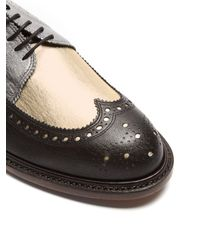 How Much Looking For Cheap Online Roeln lace-up leather brogues Robert Clergerie Clearance Shop For Sale Free Shipping Outlet How Much ucQs4I