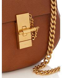 Chloé - Multicolor Drew Mini Leather Cross-body Bag - Lyst