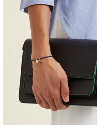 Isabel Marant - Green Charm Friendship Bracelet - Lyst