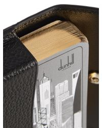 Dunhill - Black Boston Leather-encased Playing Cards - Lyst