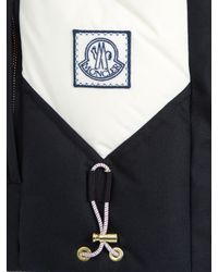 Moncler Gamme Bleu - Black High-neck Quilted Down Hooded Gilet for Men - Lyst
