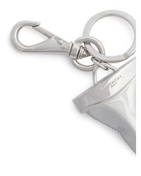 Givenchy - Metallic Shark Tooth Key Ring - Lyst