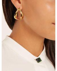 Charlotte Chesnais - Metallic Endless Gold-plated Earrings - Lyst