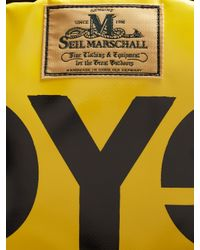 Junya Watanabe - Black Seil Marschall Leather-trim Canvas Backpack for Men - Lyst