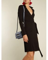 Diane von Furstenberg - Black New Jeanne Two Dress - Lyst