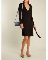 Diane von Furstenberg - Black New Jeanne Two Dress - Lyst