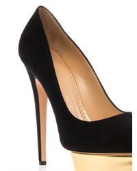 Charlotte Olympia - Black Dolly Signature Shoes - Lyst