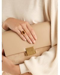 Chloé | Multicolor Stone-embellished Signet Ring | Lyst