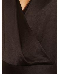 Diane von Furstenberg - Black Layana Jumpsuit - Lyst
