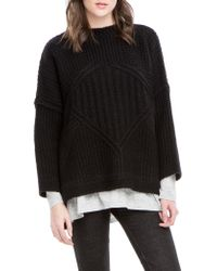 Leon Max | Black Pullover Sweater | Lyst