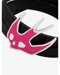 McQ Alexander McQueen - Multicolor Swallow Triple Wrap Bracelet - Lyst