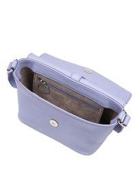 Meli Melo | Purple Maisie Cross Body Bag Pale Lavender | Lyst