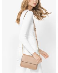 Michael Kors - Multicolor Bedford Leather Crossbody - Lyst