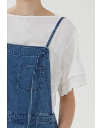MiH Jeans - Blue Lindvall Dungarees - Lyst