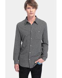 Missoni - Gray Men's Shirts for Men - Lyst