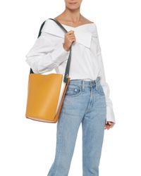 Danse Lente - Orange Mini Lorna Bucket - Lyst