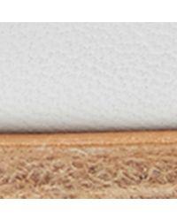 Rosetta Getty - White Nappa Leaher Platform Shoe - Lyst