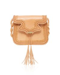Ulla Johnson Brown Esti Shoulder Bag