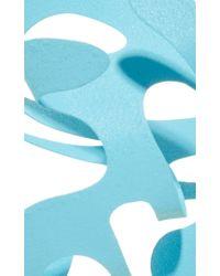 Rosie Assoulin | Blue Roxanne Assoulin For Cielo Large Sculptural Earrings | Lyst