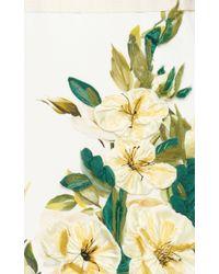 Dolce & Gabbana - Multicolor Floral Pencil Dress - Lyst
