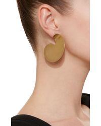 Fay Andrada - Metallic Papu Large Earrings - Lyst