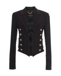 Burberry - Black Luggage Stitch Military Jacket - Lyst