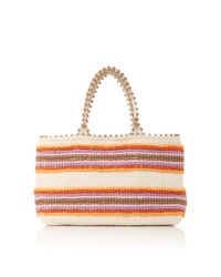 Antonello | Multicolor M'o Exclusive Martis Quadri Shoulder Bag | Lyst
