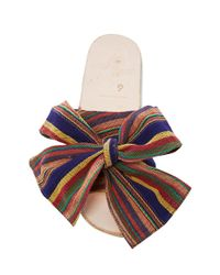 Brother Vellies - Multicolor Burkina Slide - Lyst
