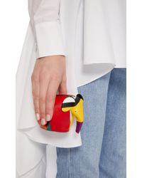 Loewe - Multicolor Elephant Coin Purse - Lyst