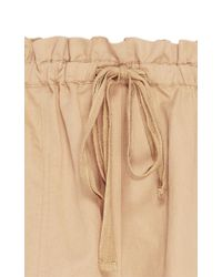 Ulla Johnson - Multicolor Lariat High Waist Short - Lyst