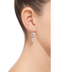 Renee Lewis | White Pale Kunzite Earrings | Lyst
