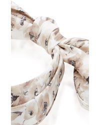 Lela Rose - Multicolor Head Wrap - Lyst